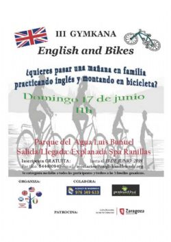 Ampliar foto: III Gymkana «English and Bikes»